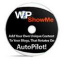 Thumbnail Wp Show Me + PLR + Tutorial