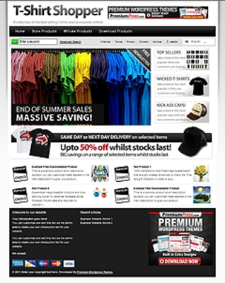Product picture ShopperPress WP Shopping Cart - Unlimited Installation