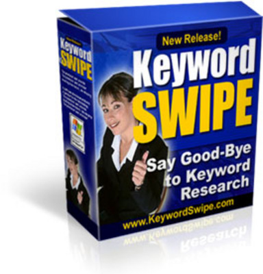 Product picture Keyword Swipe + Instant Blog + Ping software