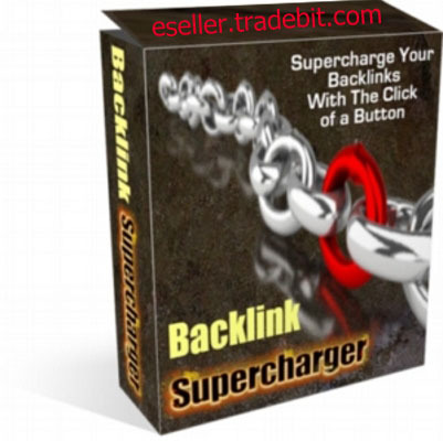 Product picture Backlink SUPERcharge + MRR + Tutorial