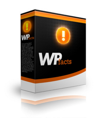 Product picture WPFacts Wordpress plugin