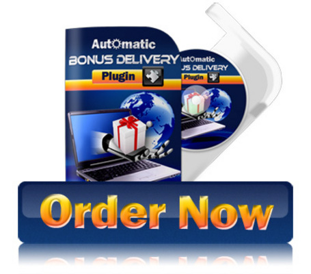 Product picture WP Plugin Automatic Bonus Delivery + MRR