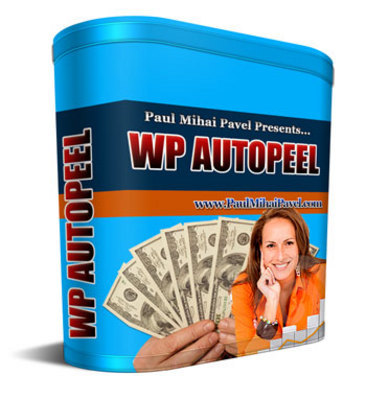 Product picture WP AutoPeel + MRR + Tutorial