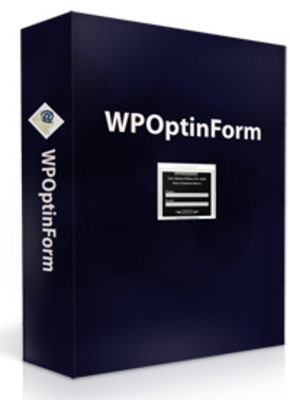 Product picture WP Optin Form + MRR