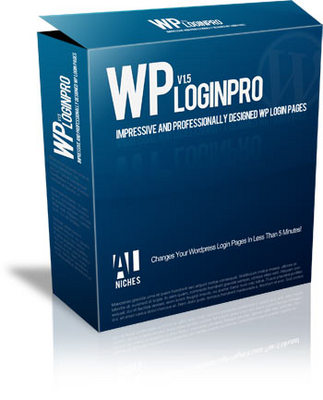 Product picture WP Login Pro + MRR